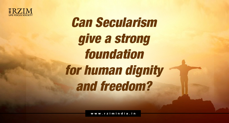 Can secularism give a strong foundation