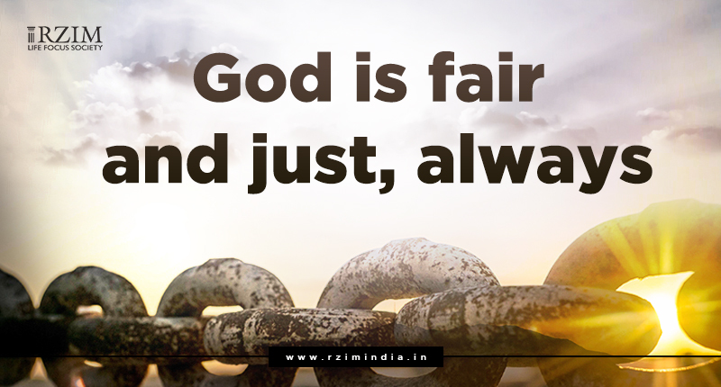 God is fair