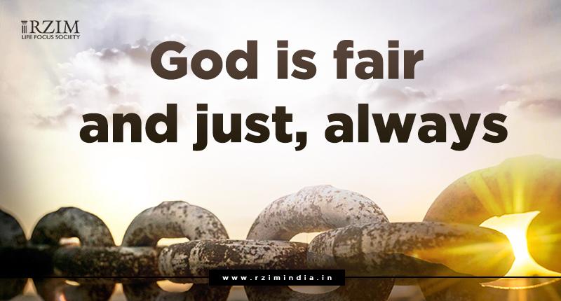 God is Just, When Life Seems Unfair