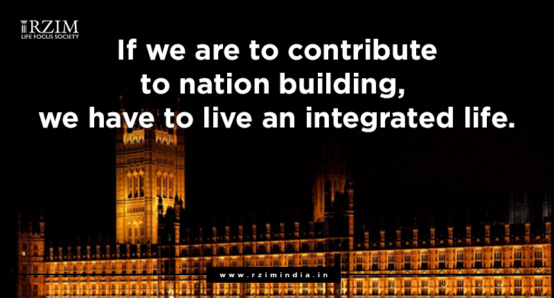 Call to be nation builders