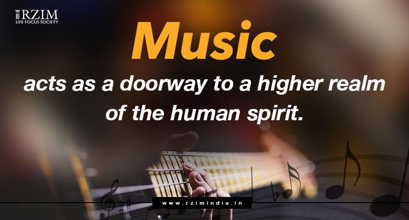Music - RZIM India