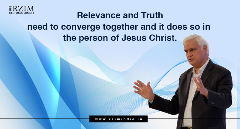 Uniqueness of Christ - by Dr. Ravi Zacharias