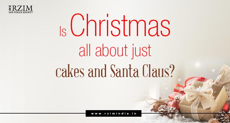 It isn't Christmas till it happens in the heart