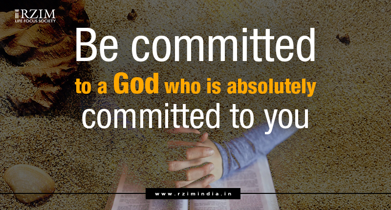 Be committed to God