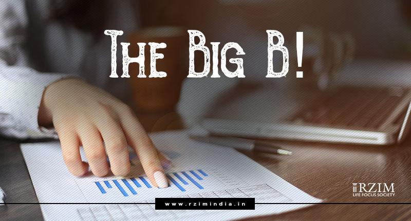 The Big B!