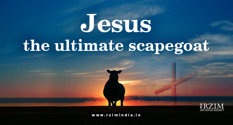 Jesus, the ultimate scapegoat