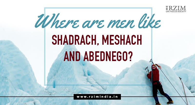 Where are the Men?