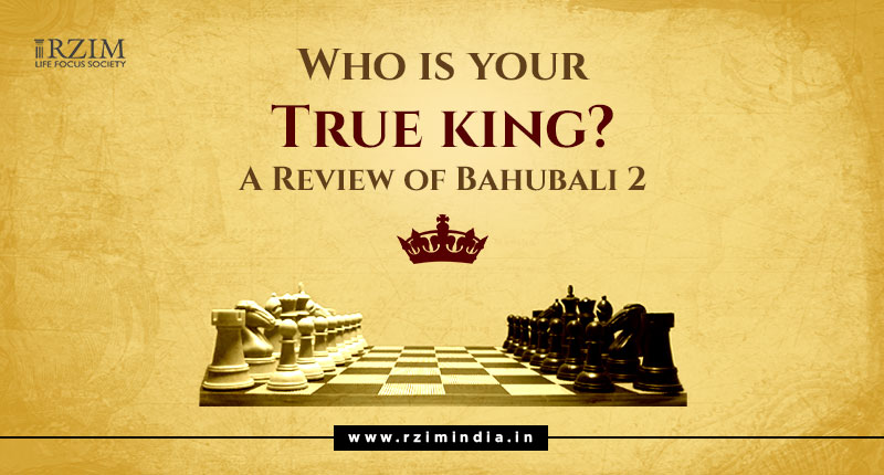 Who is your True king? A Review of Bahubali 2