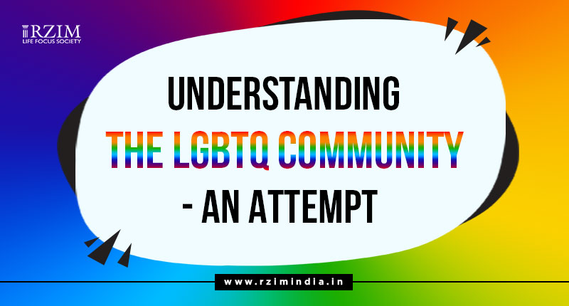 Understanding the LGBTQ Community: An attempt