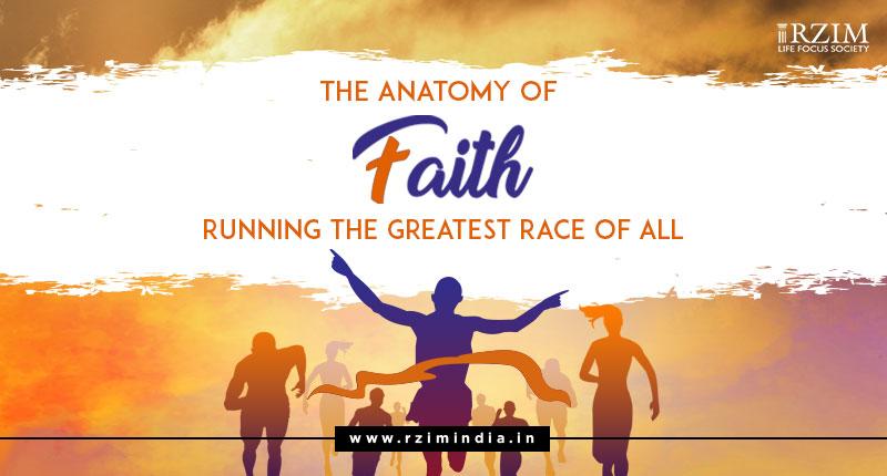The Anatomy of Faith, Ravi Zacharias