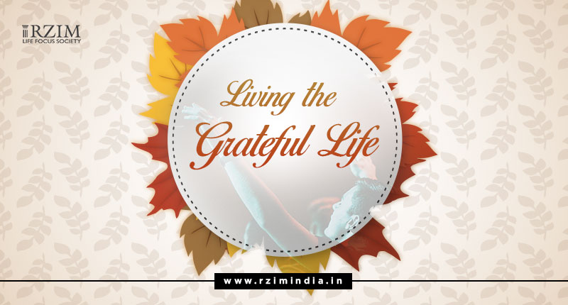 Living the Grateful Life