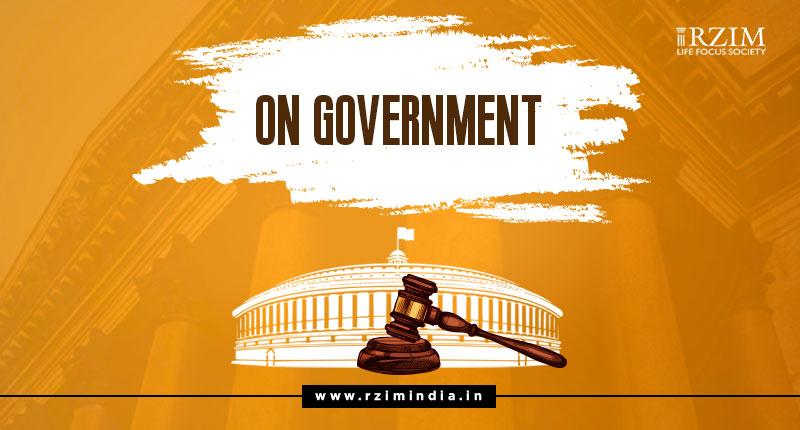 On Government - RZIM