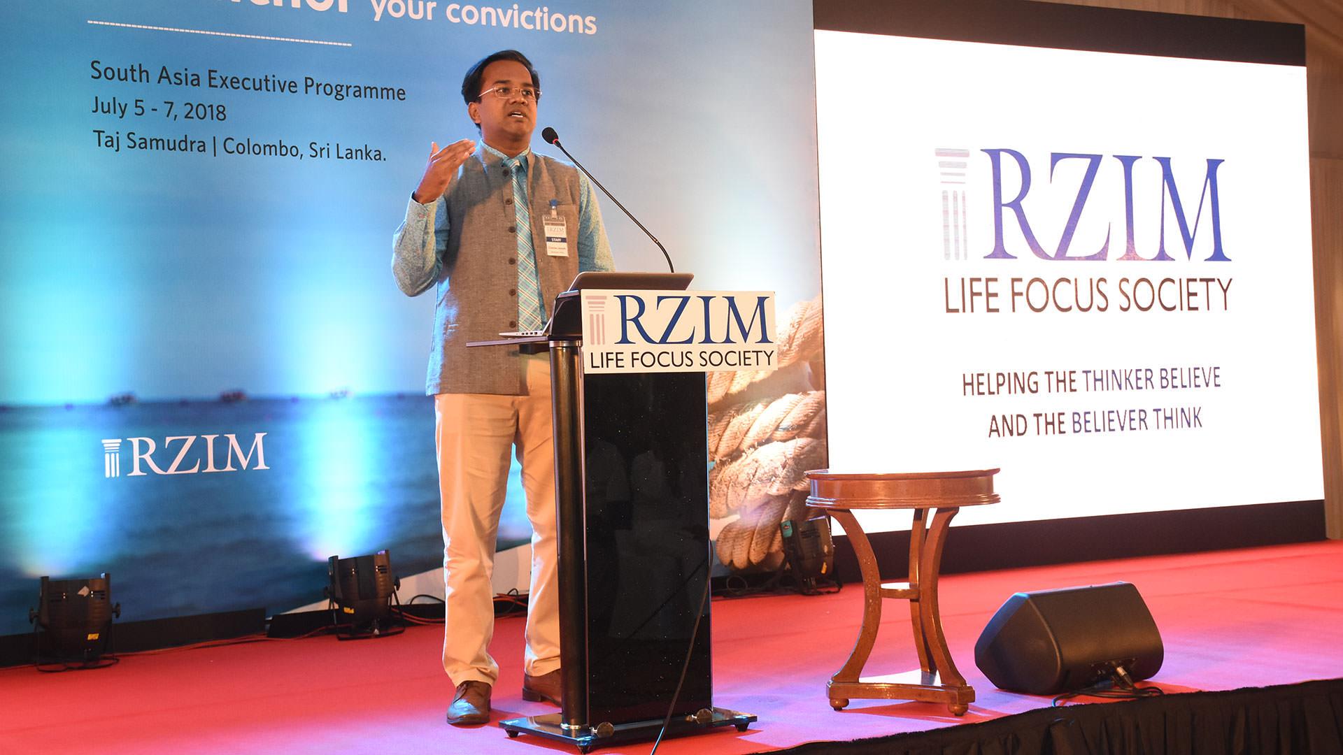 Charles Premkumar Joseph RZIM India