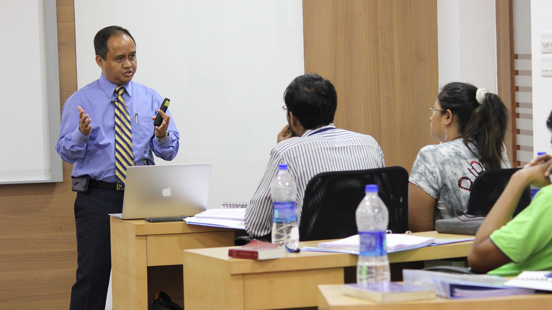RCCA Classroom Tejdor Tiewsoh