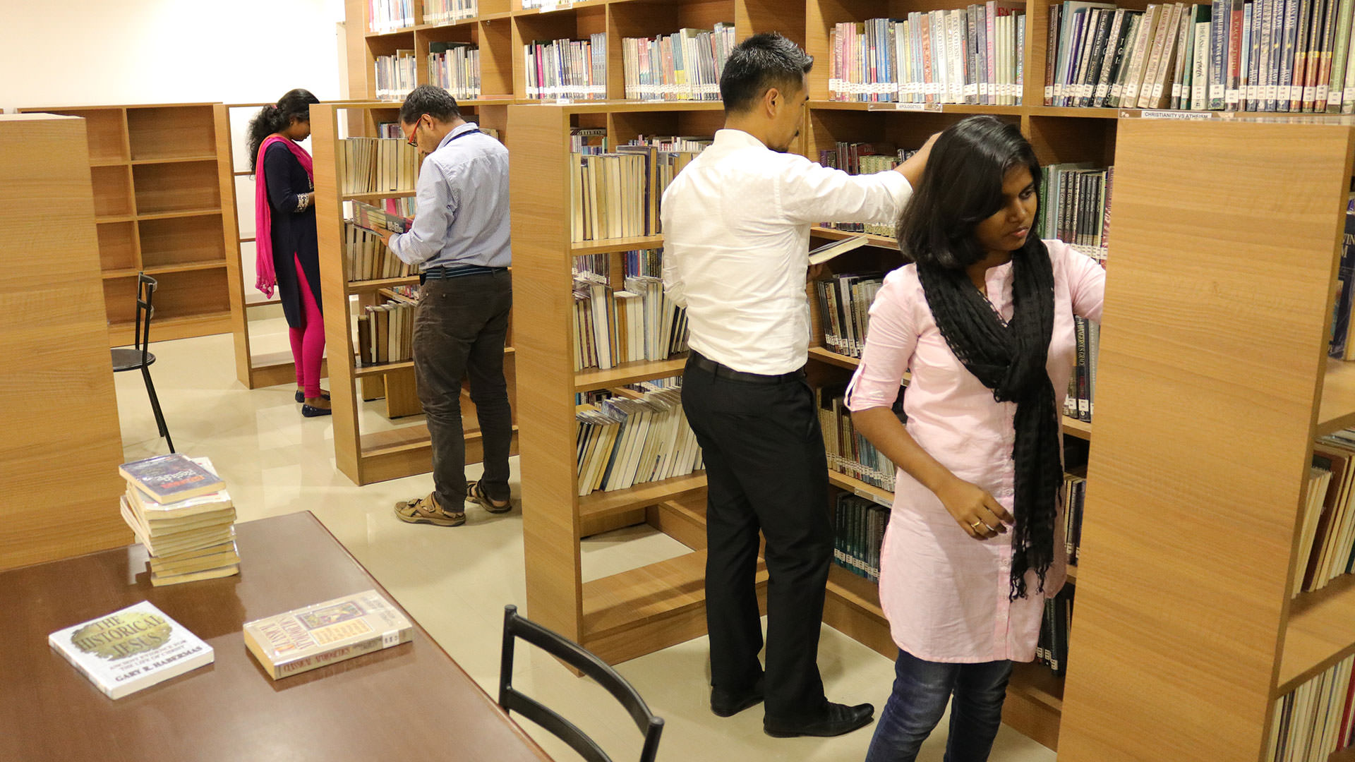 RCCA Library RZIM