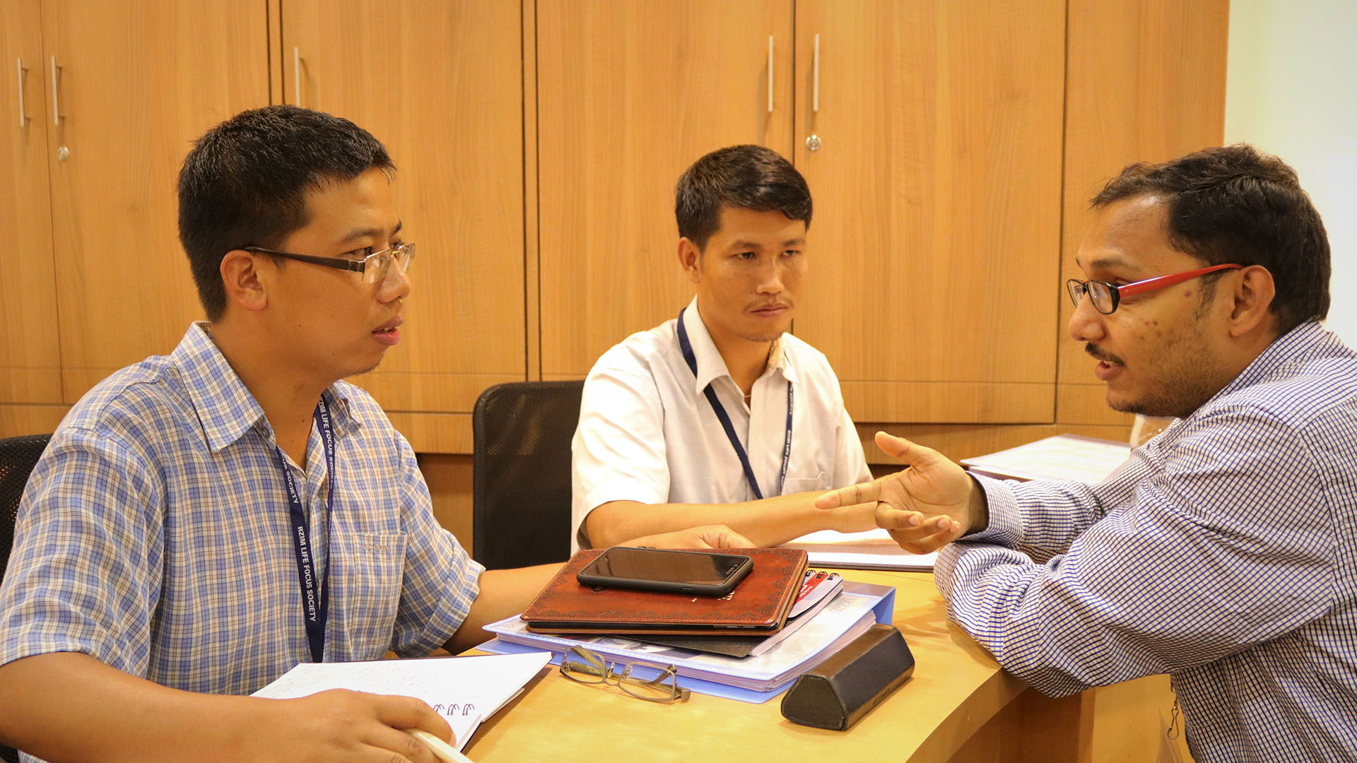 RCCA Students RZIM