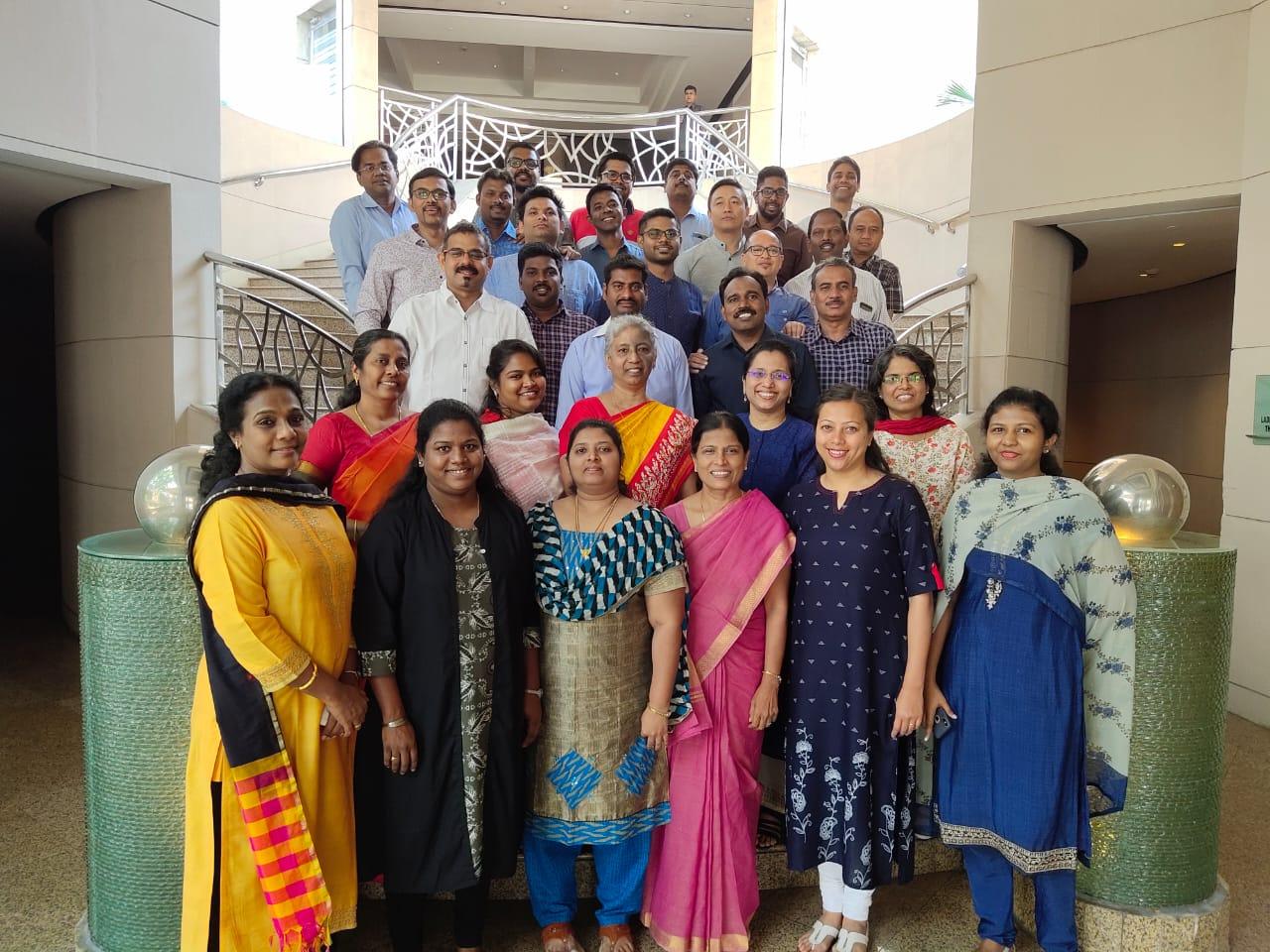 RZIM India Team