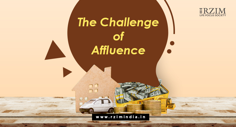 The Challenge of Affluence - Article