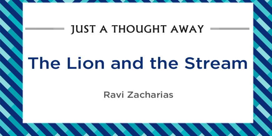 The Lion and the Stream