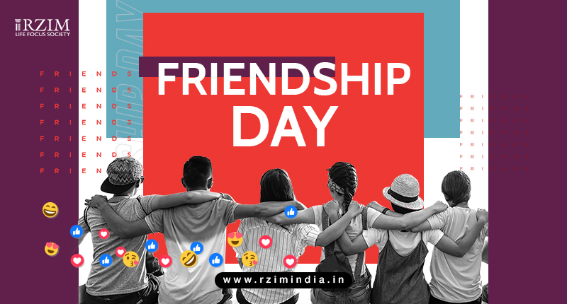 friendship-day RZIM India Blog