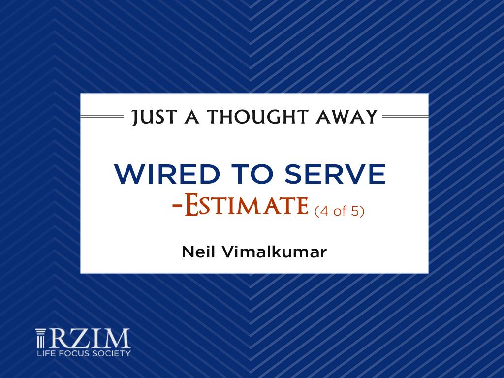 Wired to Serve - Estimate