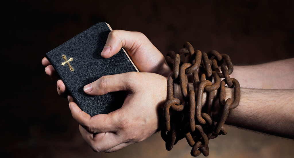 Why do people give up on Christianity?