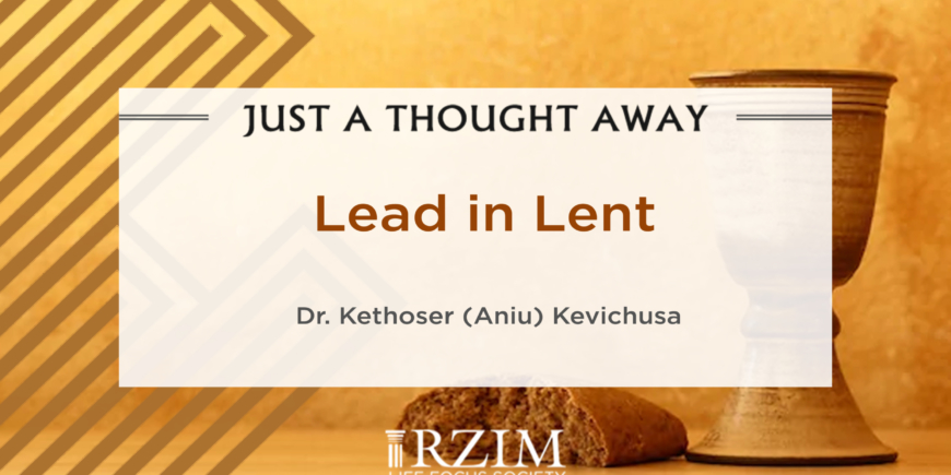 Lead in Lent