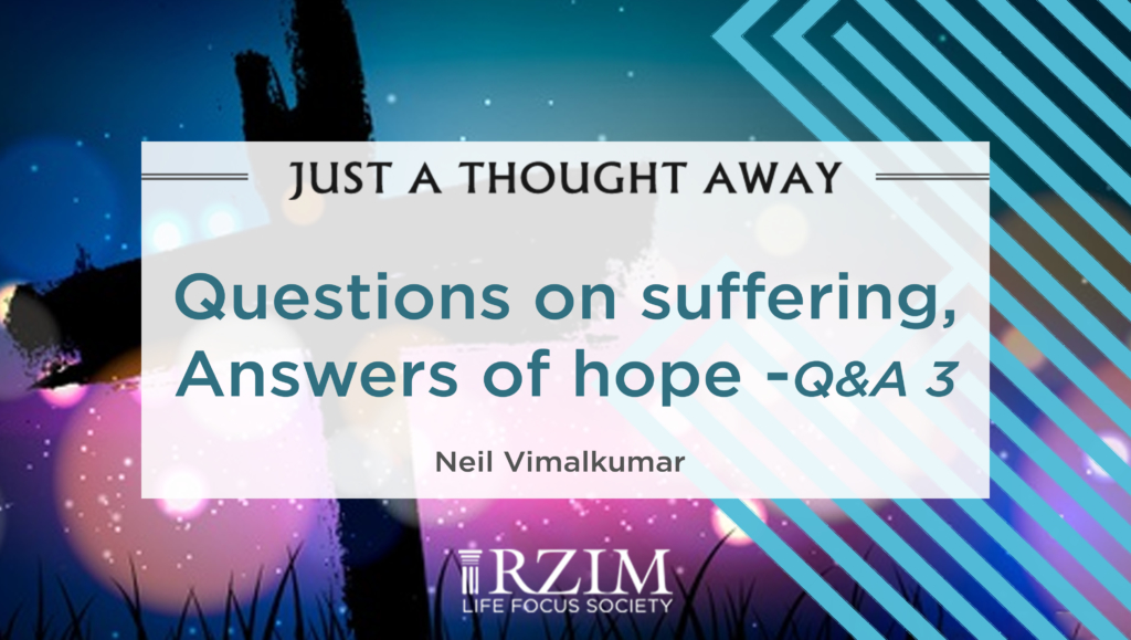 Questions on Suffering 3 -Podcast