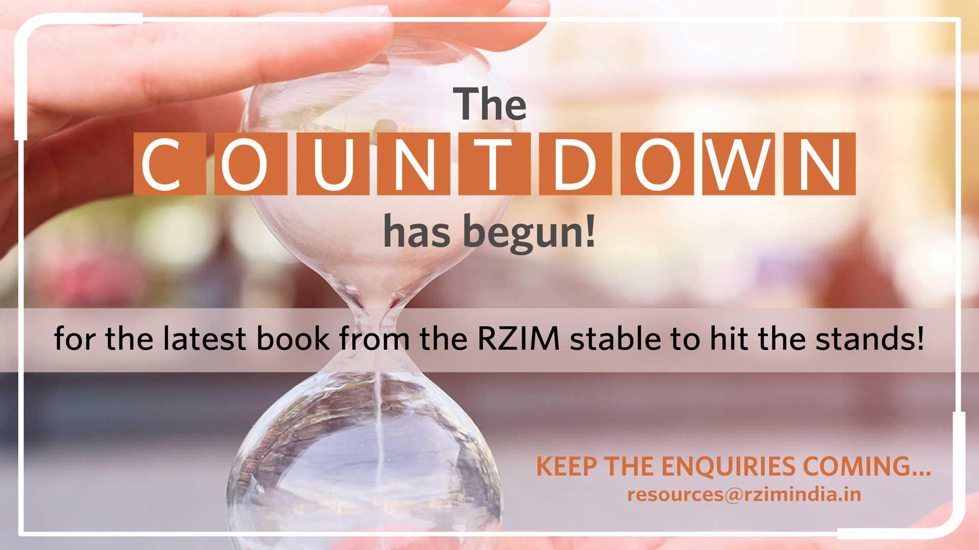 The Count Down has begun - Book Promo