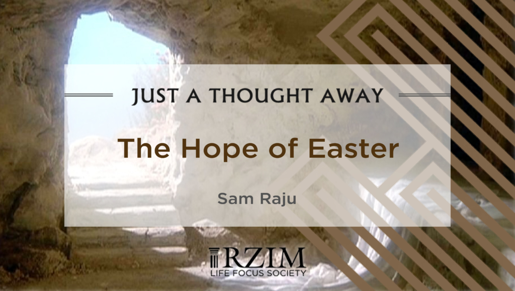 The hope of Easter -Podcast