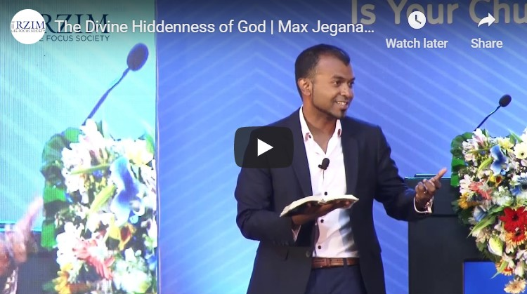 The Divine Hiddenness of God