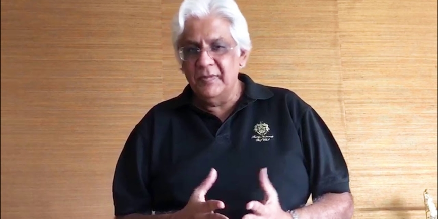 Nathan Andrews, Vice-Chairman, RZIM LFS Board | Reminiscing about Ravi: Tributes from the India Team
