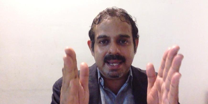 Neil Vimalkumar, Speaker & Trainer | Reminiscing about Ravi – Tributes from India Team | RZIM India