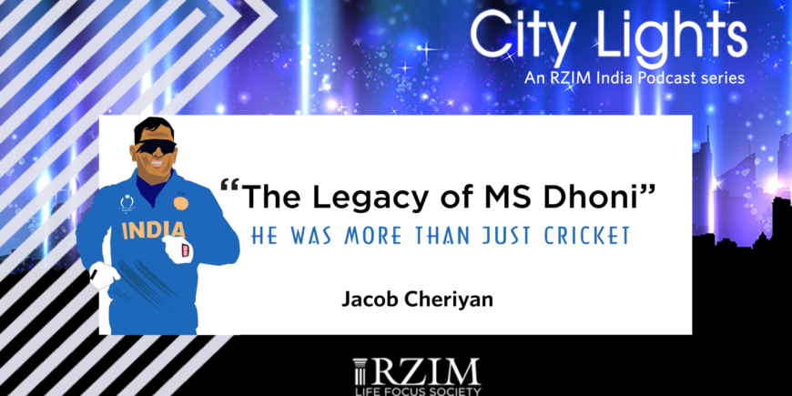 The Legacy of MS Dhoni: He Was More Than Just Cricket