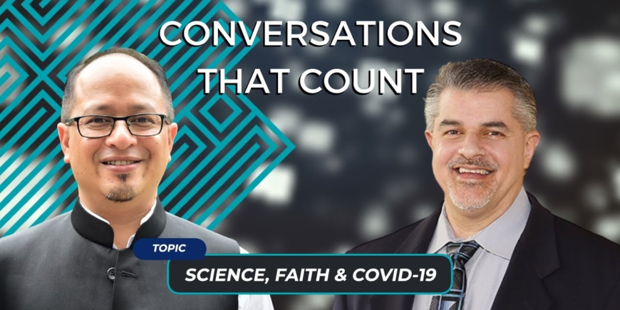 Science, Faith & Covid 19 Full Video | Dr Balajied & Dr Fazale Rana | Conversations That Count 2