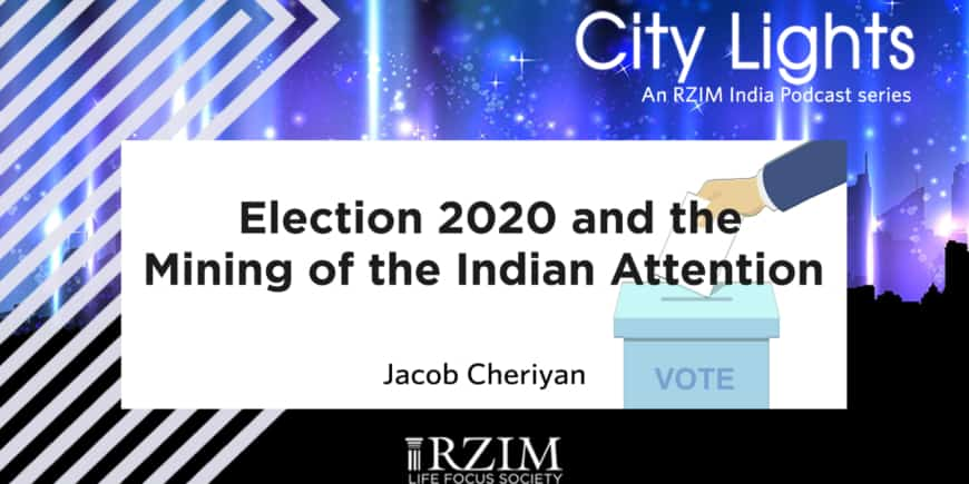 Election 2020 and Mining of the Indian Attention