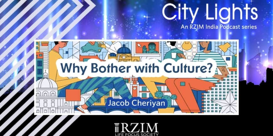 Why Bother with Culture?