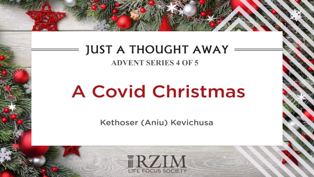 ADVENT SERIES 4 OF 5 -A Covid Christmas